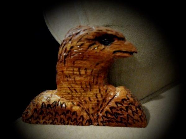 Head of Eagle 1